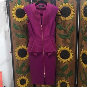 Practically new Ted Baker London dress